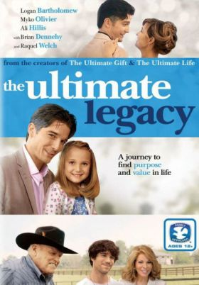 The Ultimate Legacy - DVD Image