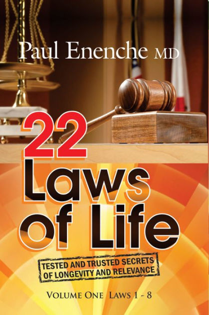 22 Laws Of Life (Volume 2) by Paul Enenche MD | NOOK Book ...