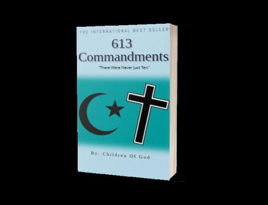 10 commandments 603 mitzvot # 18