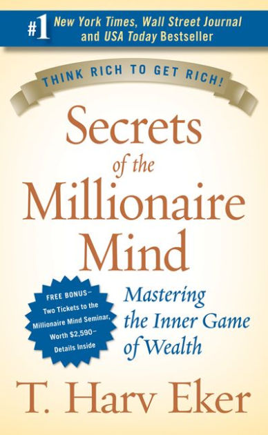 Secrets of the Millionaire Mind: top 5 livros sobre geração de riqueza