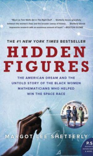 Hidden Figures - Margot Lee Shetterly | Poppies and Jasmine