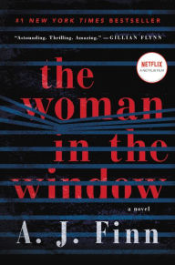 Title: The Woman in the Window, Author: A. J. Finn