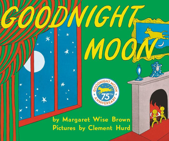 Image result for goodnight moon book cover