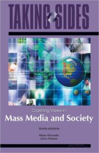 Clashing Views in Mass Media and Society   Edition 10 by Alison     Clashing Views in Mass Media and Society   Edition 10