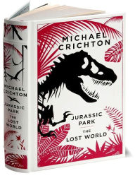 Jurassic Park/The Lost World (Barnes & Noble Collectible Editions)