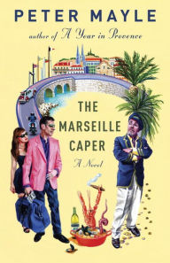 book cover: The Merseille Caper