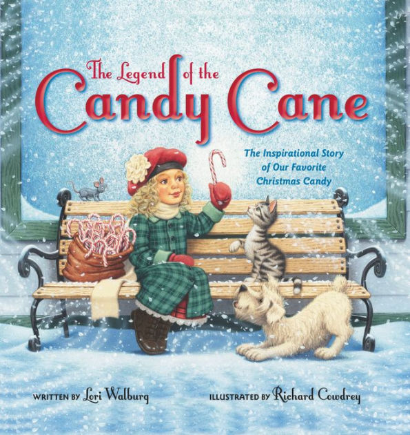 Image result for the legend of the candy cane lori walburg