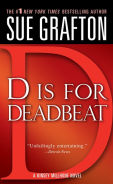 Title: D Is for Deadbeat (Kinsey Millhone Series #4), Author: Sue Grafton