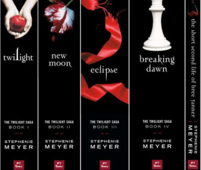 The Twilight Saga Complete Collection By Stephenie Meyer Nook