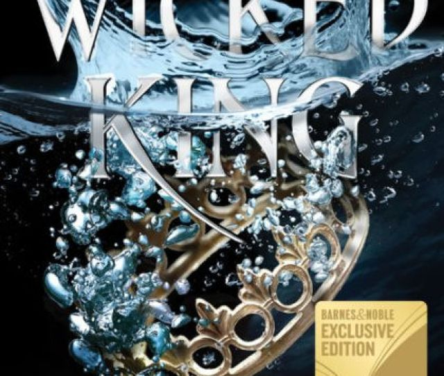 The Wicked King Bn Exclusive Folk Of The Air Series 2 By Holly Black Hardcover Barnes Noble