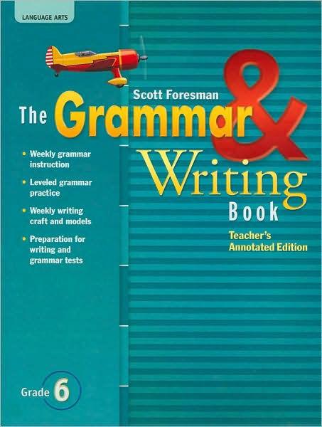 Grammar Amp Writing Book Teacher S Annotated Edition