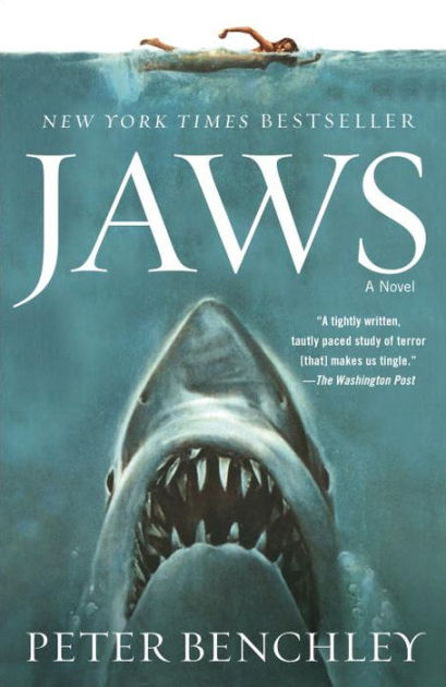 Jaws: A Novel by Peter Benchley, Paperback | Barnes & Noble®