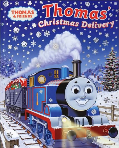 Thomass Christmas Delivery Thomas The Tank Engine And