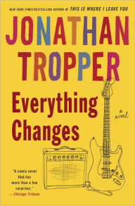 book cover for Everything Changes
