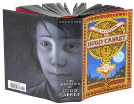 Image result for invention of hugo cabret book