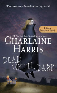 book cover for Dead Until Dark