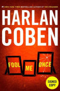 Title: Fool Me Once (Signed Book), Author: Harlan Coben