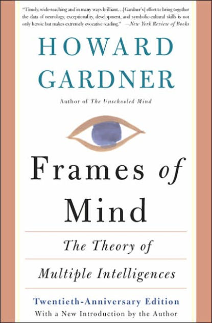 Frames Of Mind: The Theory Of Multiple Intelligences ...