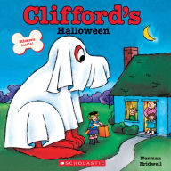 Title: Clifford's Halloween, Author: Norman Bridwell