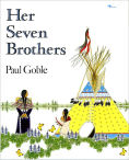 Title: Her Seven Brothers, Author: Paul Goble