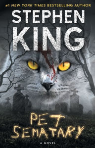 Title: Pet Sematary, Author: Stephen King