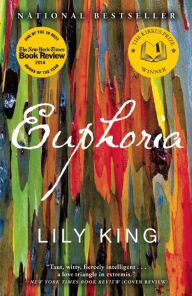 book cover for Euphoria