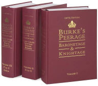 Image result for burke's peerage