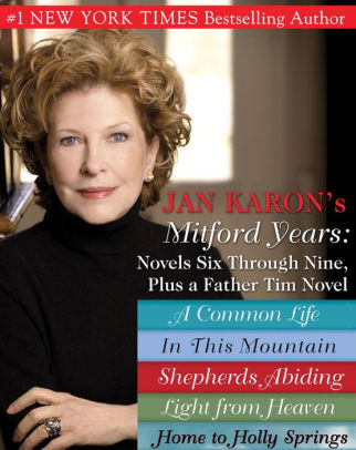Jan Karons Mitford Years Novels Six Through Nine Plus A
