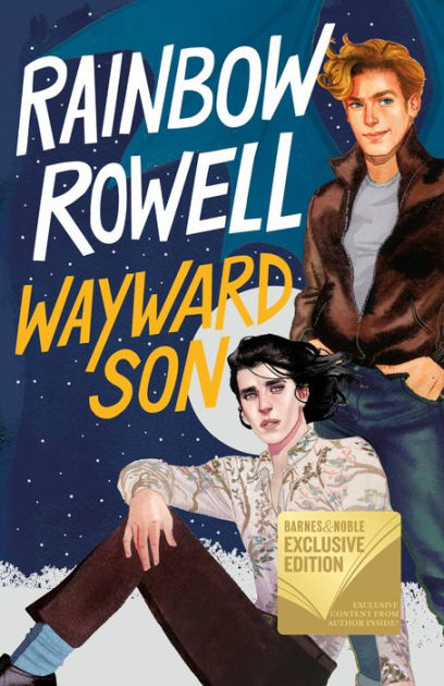 Image result for wayward son barnes and noble