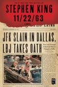 Title: 11/22/63, Author: Stephen King