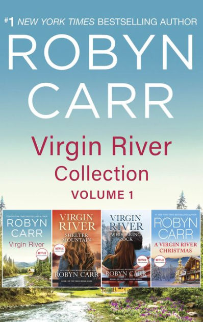 Virgin River Collection, Volume 1 by Robyn Carr | NOOK ...