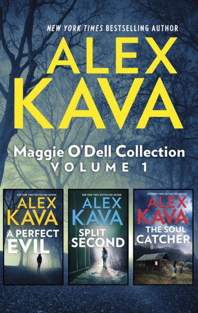 Maggie O'Dell Collection Volume 1 by Alex Kava | NOOK Book ...