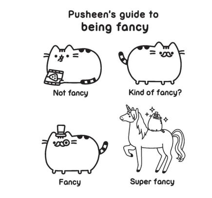 Pusheen Coloring Book By Claire Belton Paperback Barnes Noble