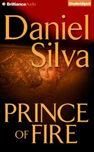 It looks like we have another novel to film adaptation on its way. Prince of Fire (Gabriel Allon Series #5) by Daniel Silva