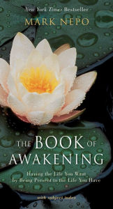 book cover for The Book of Awakening