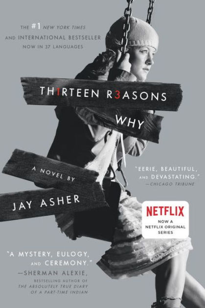 Image result for 13 reasons why book cover