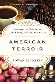 book cover for American Terroir