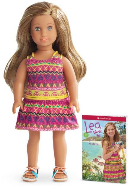 Lea Mini Doll 2016 American Girl Of The Year By American