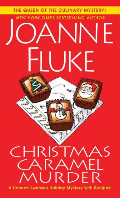 Christmas Caramel Murder By Joanne Fluke Hardcover