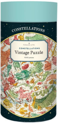 Cavallini & Co - Constellations 1000 Piece Jigsaw Puzzle