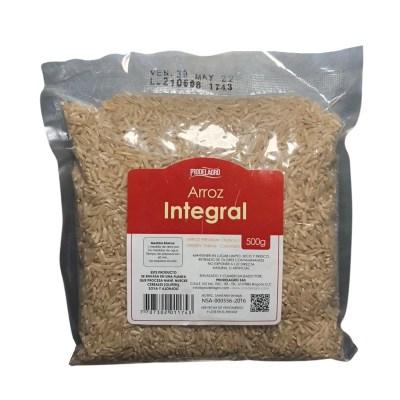 arroz integral 500g