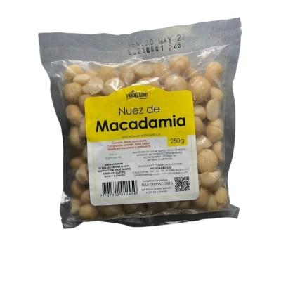 nuez de macadamia 250g