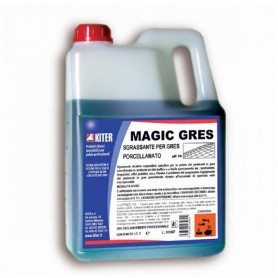 Magic gres per pulire pavimenti in gres