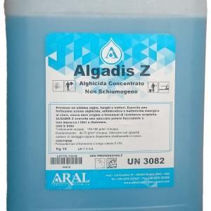 Antialghe Piscina Algadis Z Concentrato Specifico