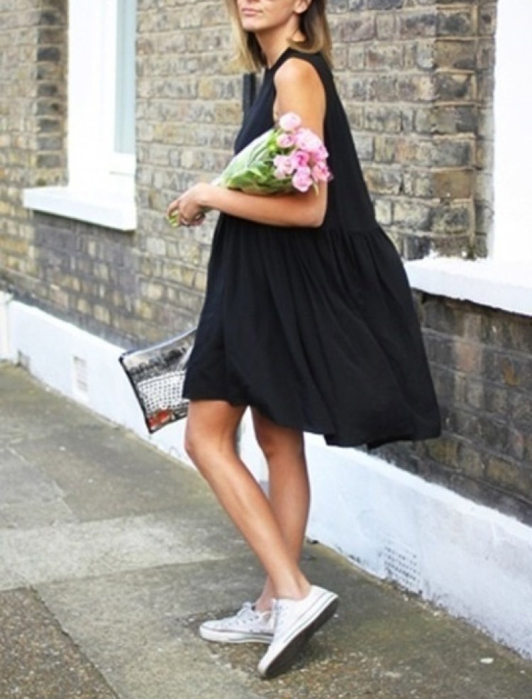 How to Wear Black All Summer Long