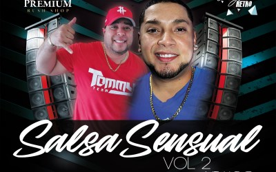 Salsa Sensual Vol 2 (1HORA Y 38 MIN) By @DjPaulo03 Ft @DjTommyTeam