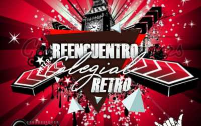 Mix Reencuentro Intercolegial Retro By Dj Red