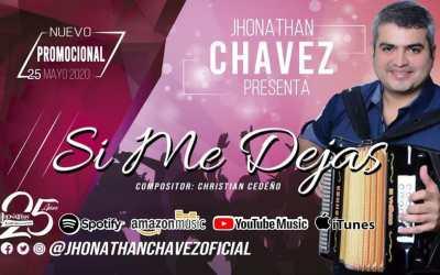 Si Me Dejas-Jhonathan Chavez