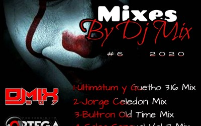Pack de Mixes By Dj Mix Vol 6