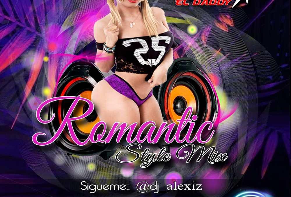 Romantic Style Full Mix By Dj Alexiz